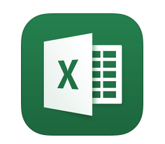 iPhone_iPadアプリ Excel