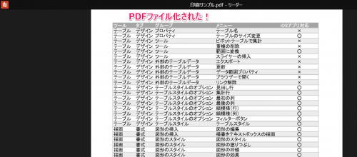 Excel2013_PDF化④