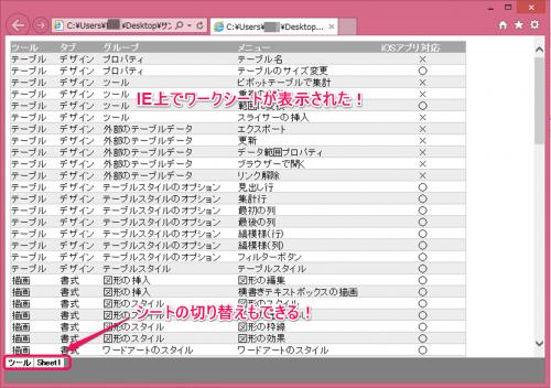 HTMLファイル化⑨